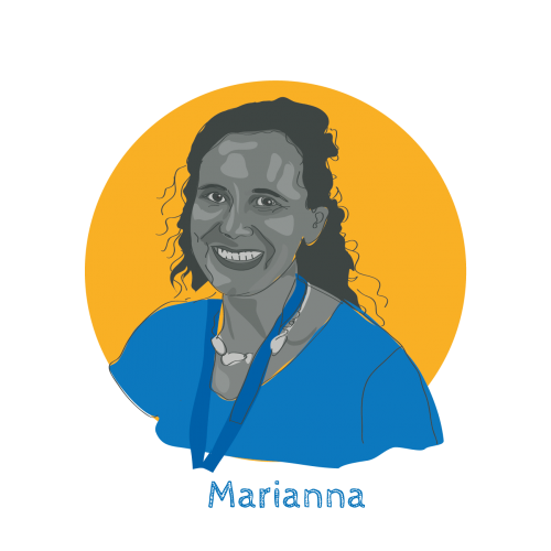 Marianna Berdejo